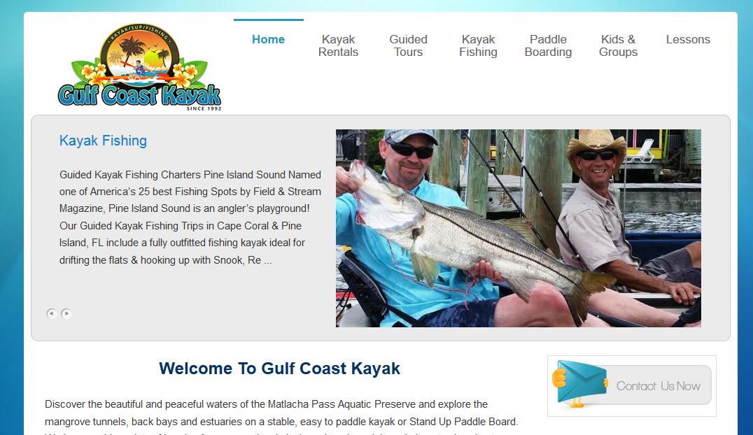 Tourist Website