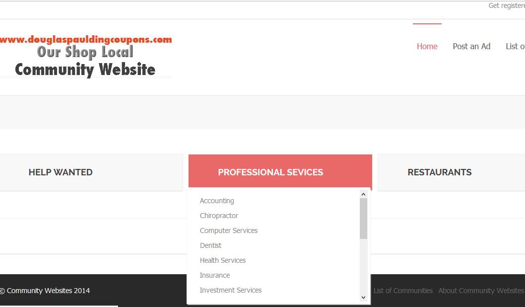 Custom Coupons Site